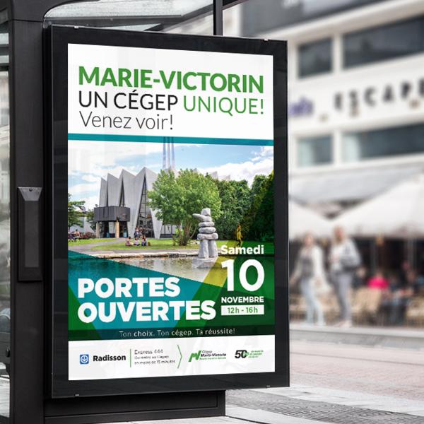 Cégep Marie-Victorin - Journée portes ouvertes