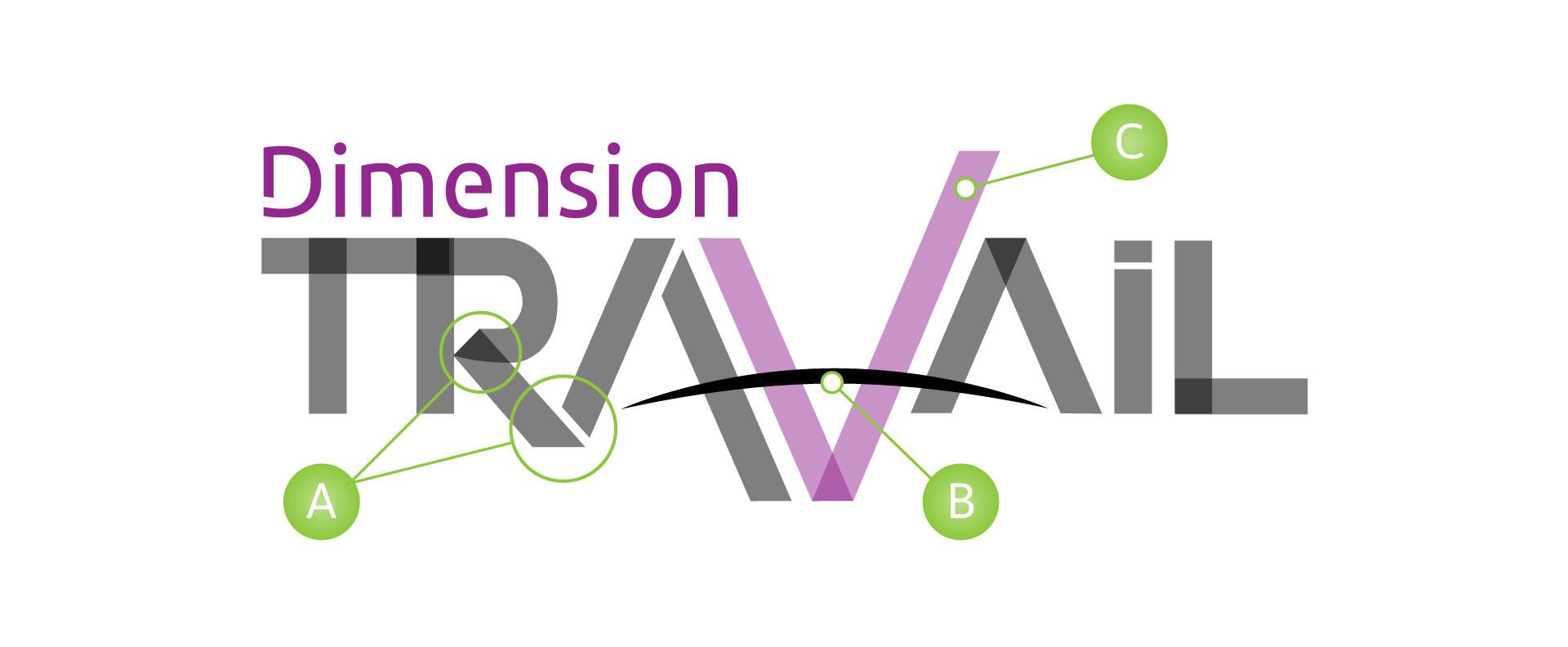 Dimension Travail Logo