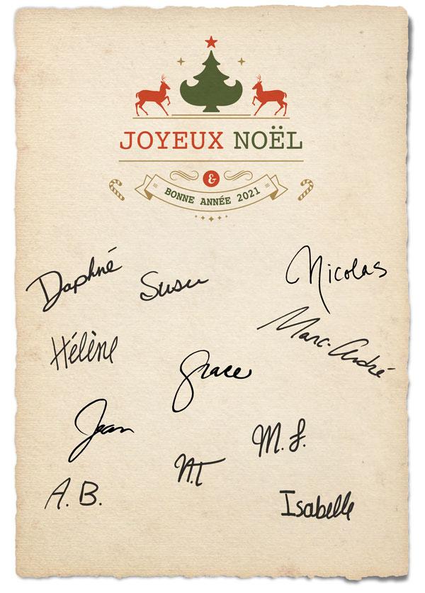 signature-papierletter